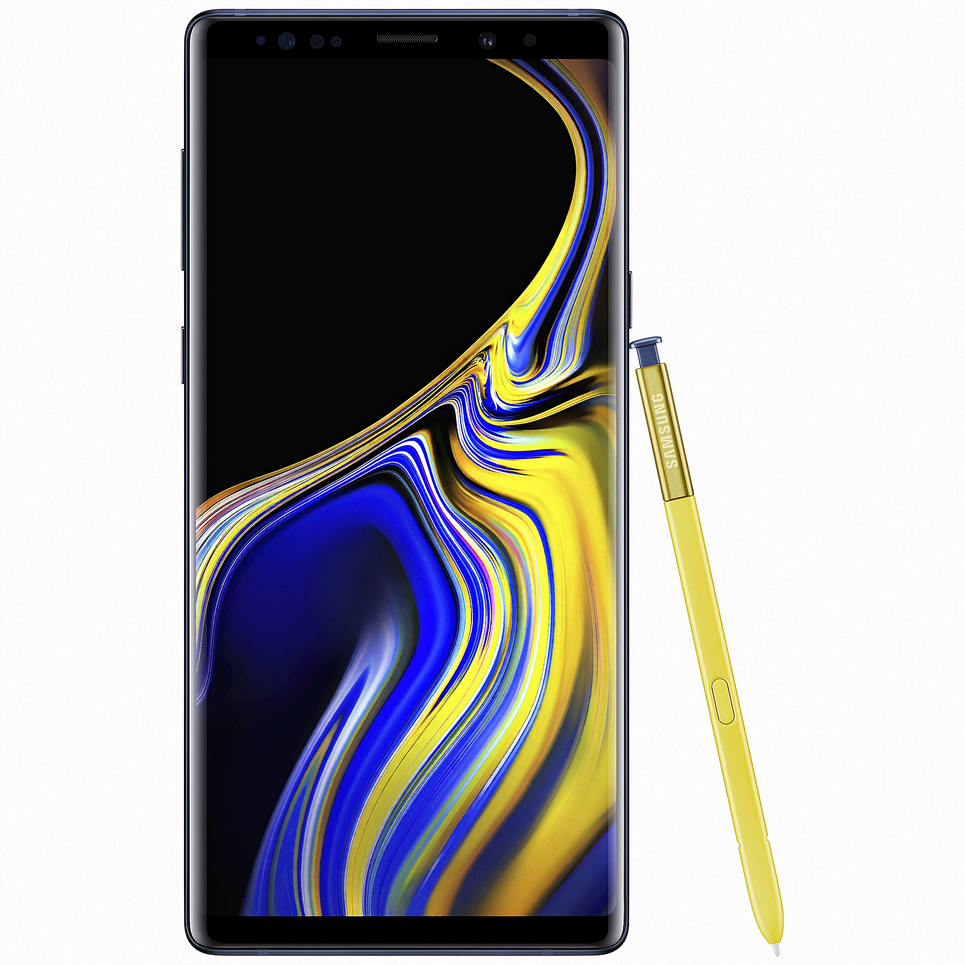 Samsung Galaxy Note9 - 128GB - Black $464.95