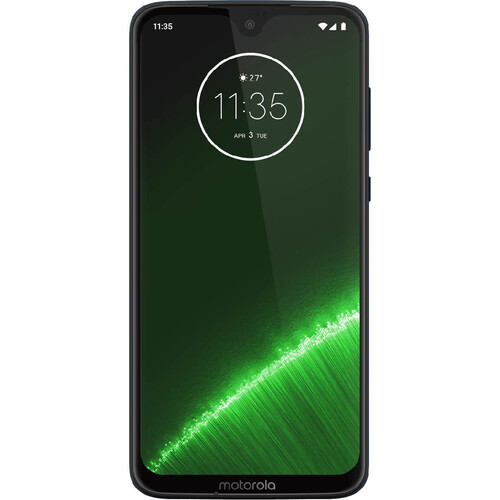 Motorola Moto G7 Plus Smartphone (Unlocked) $249.99