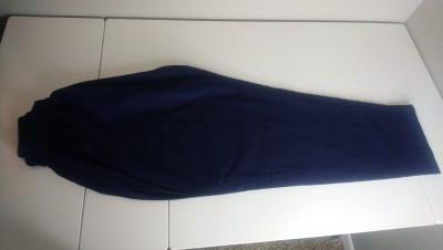 TZcreations trousers pants bottoms navy blue $16.99