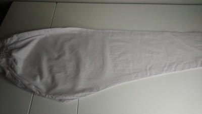 TZCreation trouser pants bottom White $18.99