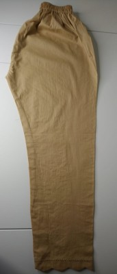 TZcreation trousers pants bottoms gold dull $16.99