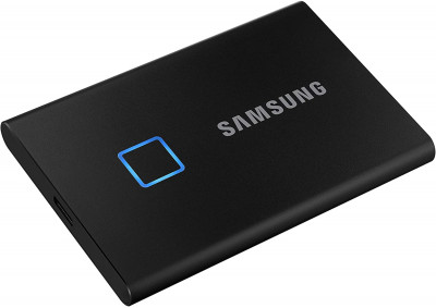 SAMSUNG T7 Portable SSD 2TB - Up to 1050MB/s - USB 3.2 External Solid State Drive, $189.99